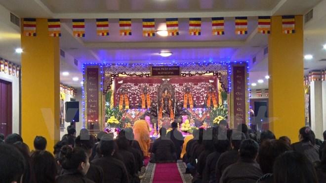 Đại lễ cầu an giải hạn của người Việt Nam tại Liên bang Nga