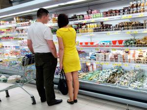 Chỉ số giá tiêu dùng tại Nga tiếp tục tăng