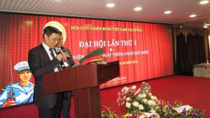 Hội Cựu chiến binh Việt Nam tại LB Nga kỷ niệm Ngày chiến thắng 30/4 và Đại hội lần thứ nhất