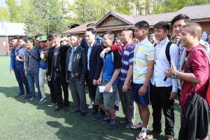 Lễ bế mạc Đại hội thể thao sinh viên Việt Nam tại LB Nga năm 2016