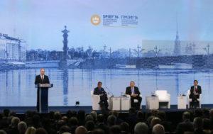 Hiệp hội DNVN tại Nga tham dự Diễn đàn Kinh tế Quốc tế Saint Peterburg 2016