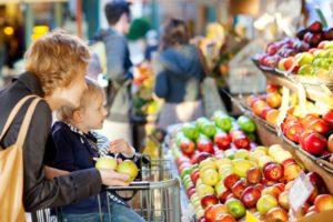 """Dân Nga ngày càng thích """"đi chợ"""""""