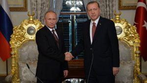 """Nga và Thổ Nhĩ Kỳ ký hiệp định liên chính phủ về dự án xây dựng đường ống """"Dòng chảy Thổ Nhĩ Kỳ"""""""