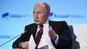 Tổng thống Nga Putin: Các nước trên thế giới cần phải có tốc độc phát triển kinh tế ngang bằng nhau
