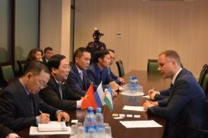Đại sứ Nguyễn Thanh Sơn thăm làm việc tại nước Cộng hoà Baskirya