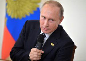 Tổng thống Nga Vladimir Putin tỏ rõ quan điểm về TPP