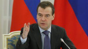 Thủ tướng Medvedev: Thị trường Nga vẫn đang rộng mở đón tiếp các nhà đầu tư