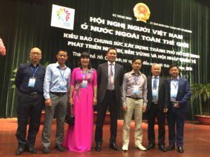 Hội nghị người Việt Nam ở nước ngoài toàn thế giới năm 2016