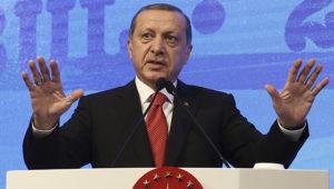 """Erdogan đã ký quyết định phê chuẩn thỏa thuận """"Dòng chảy Thổ Nhĩ Kỳ"""""""