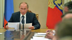 Putin ra chỉ thị đảm bảo tốc độ tăng trưởng kinh tế Nga cao hơn so với thế giới