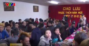 Ngày cuối năm tại Công ty Đỗ Phúc, tỉnh Vladimir