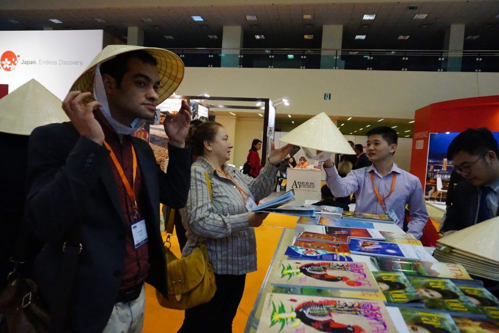 """Việt Nam với Triển lãm Quốc tế """"Du lịch và Lữ hành"""" lần thứ 24 tổ chức tại Nga"""